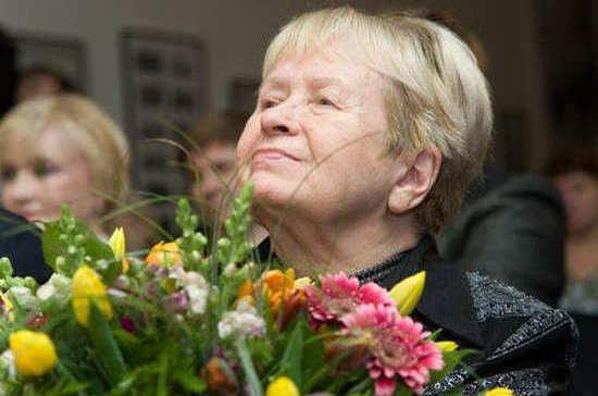 12 ноября в Госдуме состоится концерт, посвящённый 90-летию Александры Пахмутовой