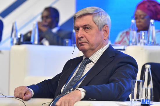 Мельников рассказал об изменениях в работе Госдумы