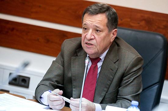 Макаров рассказал о планах перераспределить 700 млрд рублей во втором чтении бюджета на 2020-2022 годы