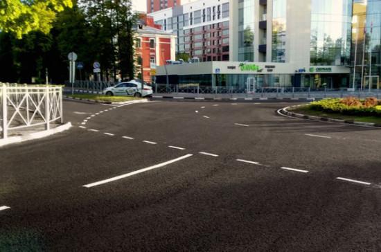 В Истре улучшили пропускную способность шести перекрёстков