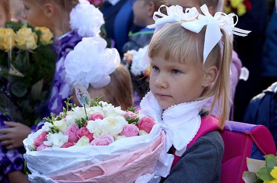 В «Единой России» предложили ввести единую систему онлайн-записи детей в первые классы
