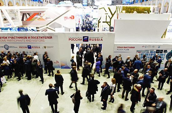В Москве открывается Транспортная неделя