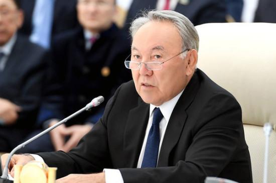 Назарбаев предложил создать глобальный альянс лидеров за безъядерное оружие