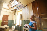 Пахомов призвал принять в первом чтении проект о переселении граждан из аварийного жилья
