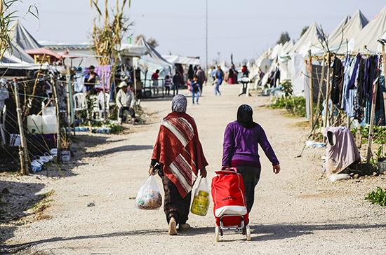 Власти США создали концентрационный лагерь на юге Сирии