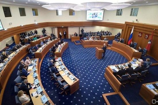 Порядок распределения мандатов в парламентах Москвы и Санкт-Петербурга предложили изменить