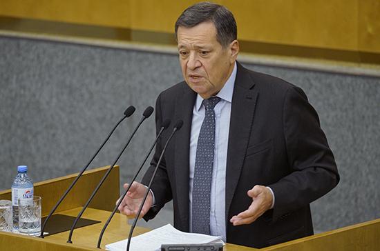 Макаров призвал вернуть федеральные адресные инвестпрограммы в закон о бюджете