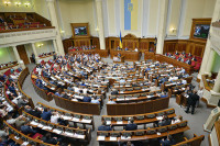 Верховная Рада приняла в первом чтении закон о продаже украинской земли