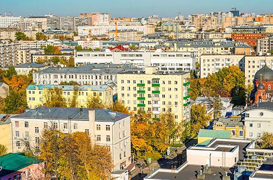 Комитет Госдумы одобрил проект о развитии городской среды и рынка арендного жилья