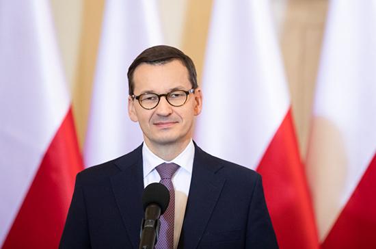 Президент Польши вновь Матеуша Моравецкого премьер-министром