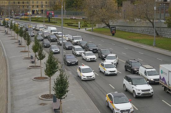 В Москве сократилось число ДТП с начала года