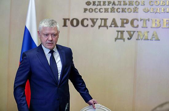 В Госдуме назвали число юрлиц, оказывающих влияние на внутреннюю политику российских регионов