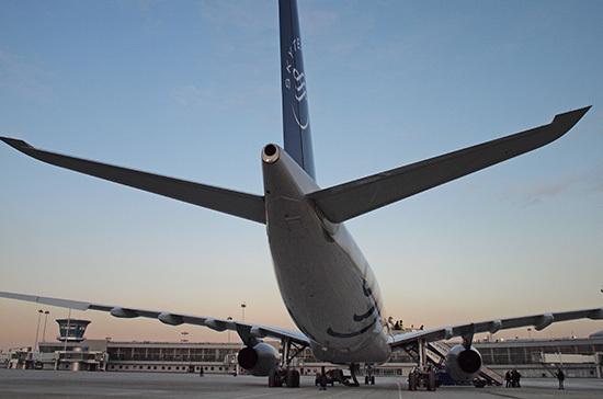 В аэропорту Шереметьево столкнулись два самолёта