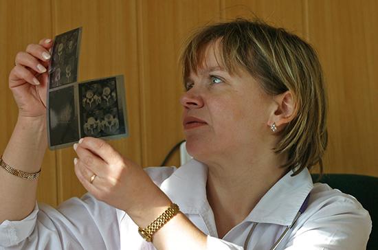 Врачам предложено платить дополнительные премии за выявление онкозаболеваний