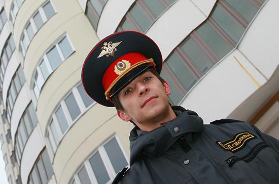 Российские участковые отмечают профессиональный праздник