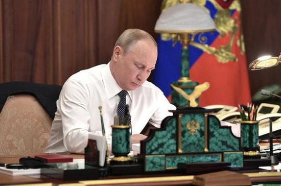 Путин внес на ратификацию в Госдуму договор с ОАЭ о передаче осужденных
