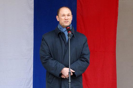Владимир Лакунин делегирован в Совет Федерации от Донского региона