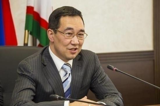 Глава Якутии сообщил о готовности проекта строительства моста через Лену