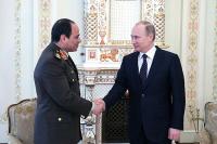 Визит Путина в Египет запланирован на 2020 год