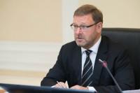 Косачев: для России не было самоцелью удерживать у себя украинские суда