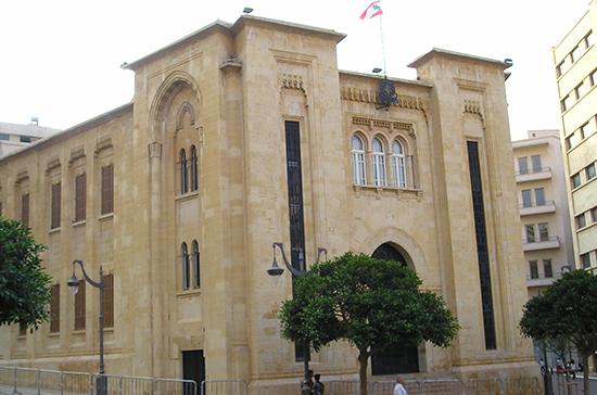 В Ливане демонстранты сорвали заседание законодательного собрания