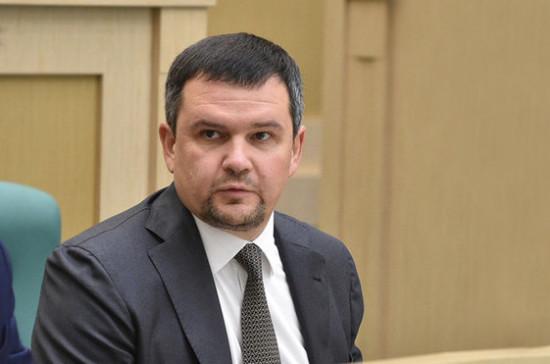 Акимов: первую партию электронных паспортов выпустят в первой половине 2020 года
