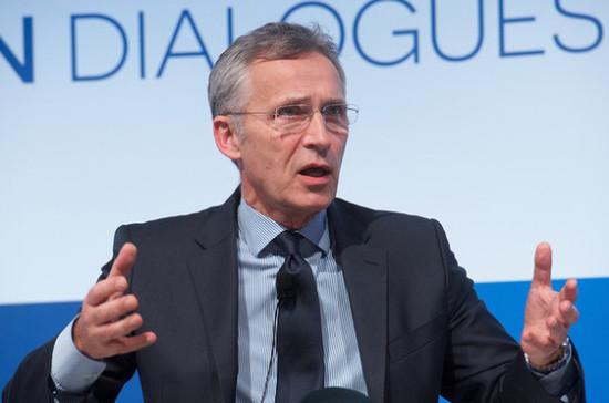 Столтенберг рассказал, почему НАТО тратит на оборону больше России