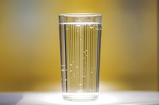 Минпромторг предложил провести эксперимент по маркировке минеральной воды