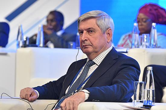 Мельников рассказал о роли молодежной палаты в мероприятиях к 75-ти летию Победы