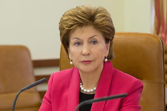 Карелова отметила важную роль женского сообщества в преодолении современных вызовов
