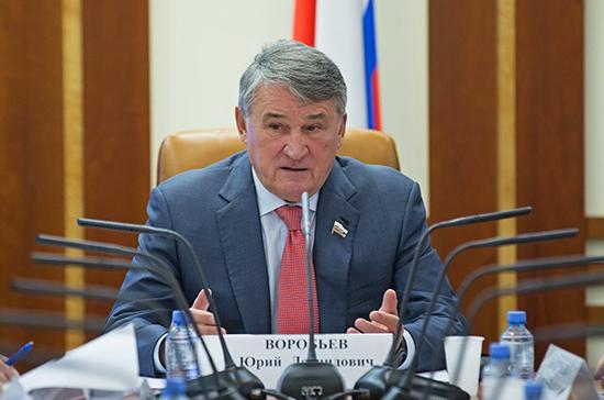 Воробьёв: нужен избирательный подход для решения проблем посёлков в границах нацпарков