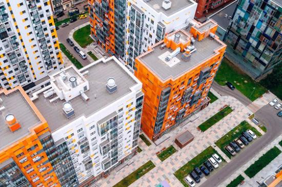 Минстрой: ввод жилья в России за десять месяцев 2019 года вырос на 8,2%