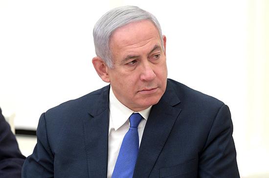 Израильский премьер прокомментировал удары по Сирии