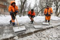 Как очистить улицы от снега без вреда для экологии и здоровья