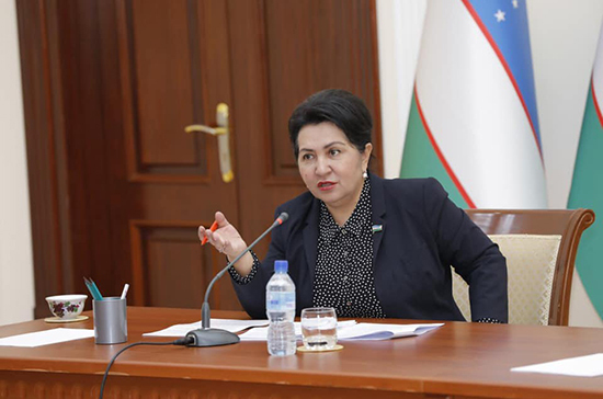 В новом парламенте Узбекистана треть кресел могут занять женщины, считает спикер сената республики