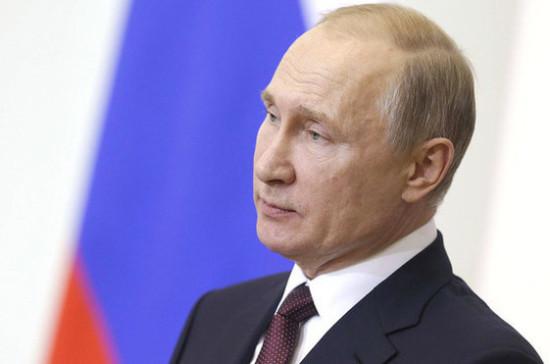 Путин отметил укрепление потенциала налоговых органов России