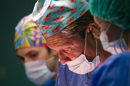 В Центре Алмазова готовы пересаживать сердца малышам