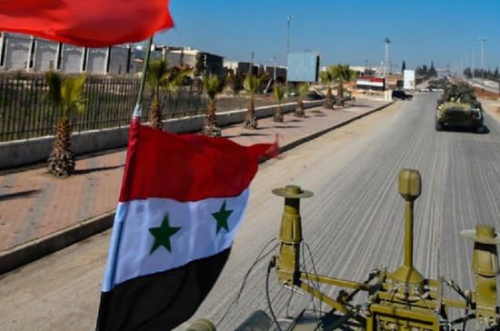 Эксперт высоко оценил действия России на севере Сирии