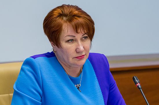 Перминова призвала ускориться с выплатой дотаций регионам
