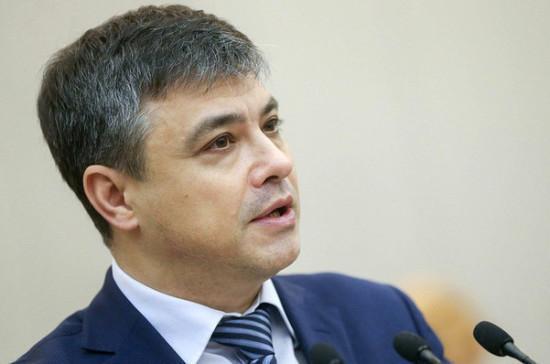 Морозов призвал создать межрегиональные центры специализированной помощи детям