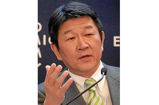 Глава МИД Японии может посетить Россию в декабре