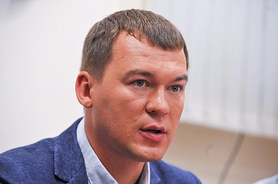 Дегтярев отметил пользу парламентского контроля для строительства спортобъектов в регионах
