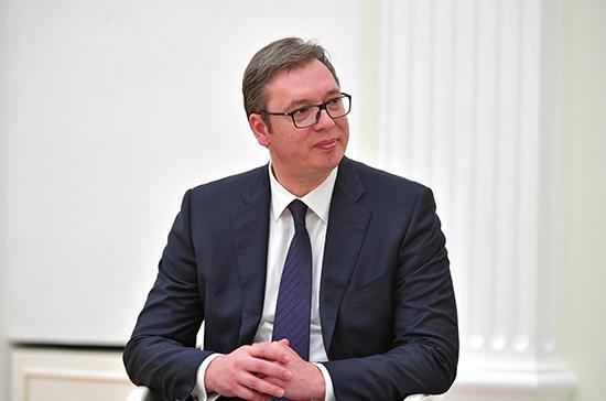 Вучич не рассматривает отмену визита в Россию из-за предполагаемого шпионского скандала