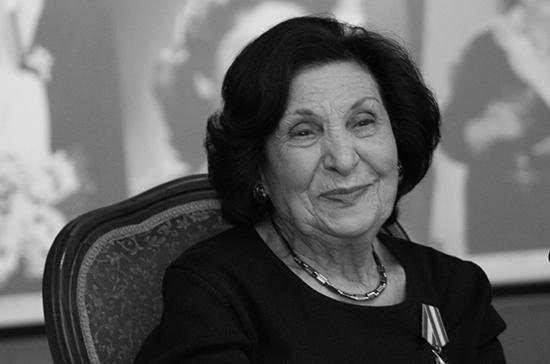 В Москве умерла советская разведчица Гоар Вартанян