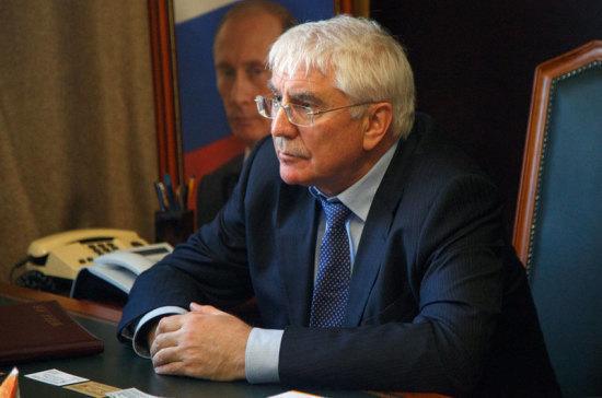 Депутат оценил идею о проведении трибунала по инциденту в Керченском проливе