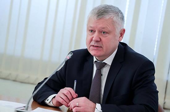Пискарев разъяснил суть законопроекта об обязанности росгвардейцев представляться