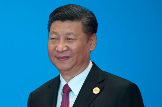 Делегация «Единой России» встретилась в Пекине с Си Цзиньпином