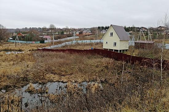 Кабмин предложил использовать маткапитал для строительства дома на садовом участке