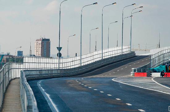 Воробьёв рассказал о значении трассы М-11 для Подмосковья