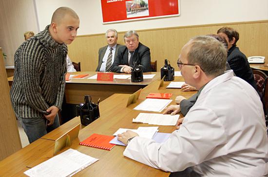 В России предлагают ужесточить контроль над уклонистами от альтернативной службы